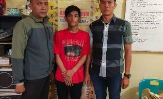 Buron 8 Bulan Kasus Jambret Diborgol
