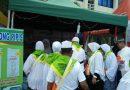 Stand Kantong Penampung Urine Diserbu Jemaah