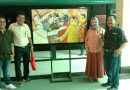 DKSU Apresiasi Pameran Seni Rupa Basoeki Abdullah
