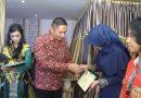 Asshdiqie Hasibuan dan Zahra Azizah Juara Pemilihan Duta Wisata Asahan 2019