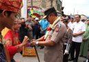 Kapoldasu Disambut Tarian Adat Berparas Cantik di Batubara