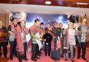 Hadiri Ulos Fest 2019,Gubernur Edy Dukung Ulos Jadi Warisan Dunia