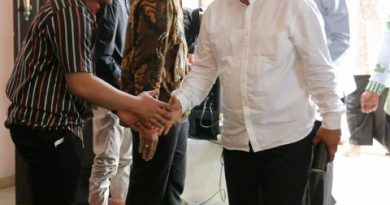 Akhyar Ajak Pengurus IKANAS Sumut Terus Jalin Silaturahmi dan Ukhuwa Islamiah