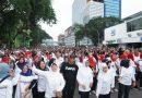 Senam Sajojo, Tingkatkan Kualitas dan Peran Ibu Menuju Indonesia Maju