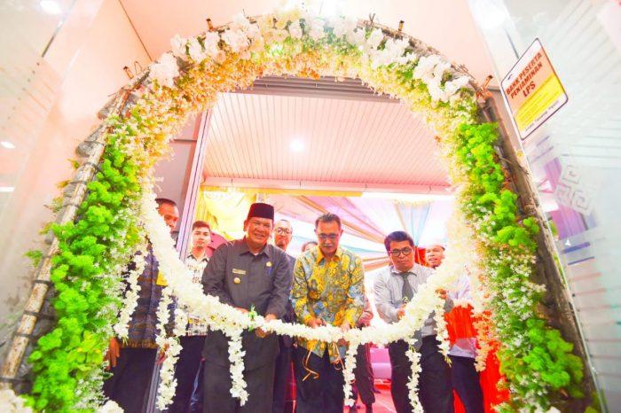 Bni Syariah Buka Kcp Di Padangsidempuan Sentral Berita