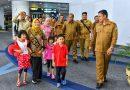 Tiba di Medan, Pemprov Sumut Pastikan Kelangsungan Hidup Mildah dan Kelima Anaknya