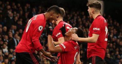 Tidak Terduga MU Kalahkan Sang Juara Bertahan Man City 2-1