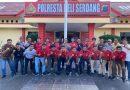 Polresta Deli Serdang FC Gasak Inalum FC Paritohan 4-0
