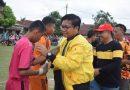 MKGR Sumut Gelar Kompetisi  Gandhy Cup U-13