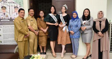 Putri Indonesia Sumut Diharapkan Mampu Kenalkan dan Promosikan Sumut