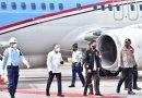 Presiden RI Tinjau Kawasan Lumbung Pangan di Humbahas