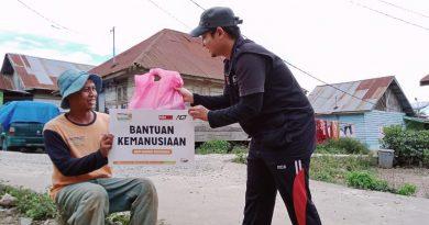 ACT Sumut Distribusikan Perlengkapan Ibadah Untuk 3 Desa Muslim Minoritas di Karo
