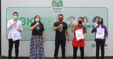 Peringati Hari Sumpah Pemuda, Gojek Medan Ajak Mitra Bagi Kisah Inspiratif