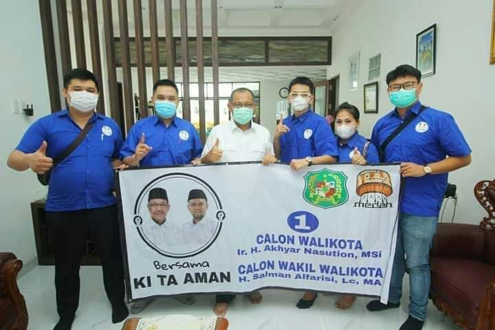 Logo Pemko Medan Dicantumkan Dukung Akhyar Nasution Viral Di Medsos Sentral Berita