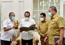 Gubernur Edy Rahmayadi Ajak Masyarakat Minang Bersinergi Membangun Sumut