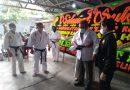 Atas  Kepedulian Besarkan Perguruan Karate Kala Hitam, Ketua PWI Sumut Terima Sabuk Hitam DAN V