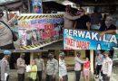 Agar Masyarakat Pakai Masker, Operasi Yustisi Rutin Dilakukan Polsek Lima Puluh