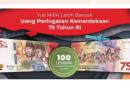Penyebaran Uang Pecah Rp75.000 Terhambat Geografis Sumut