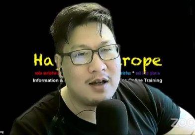 Jozeph Paul Zhang Nistakan Islam, Sebut Nabi, Puasa dan Hari Raya Horor