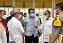 Gubernur Edy  Minta KPU, Bawaslu, Polri dan TNI Tegas dalam Penyelenggaraan PSU