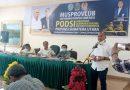 Rahmansyah Sibarani Terpilih Secara Aklamasi Ketua Umum Pengprov PODSI Sumut Periode 2021-2025