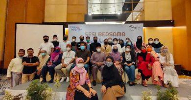 Turis Belum Bisa Masuk Malaysia, Kecuali Pasien