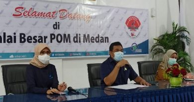 Peredaran Produk Pangan Ilegal Meningkat di Medan