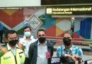 Ombudsman RI Pemeriksa Pelayanan Kedatangan WNI dan WNA dari LN ke Sumut di Bandara KNIA