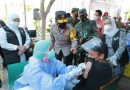 Vaksinasi  23 Daerah di Sumut Masih Rendah