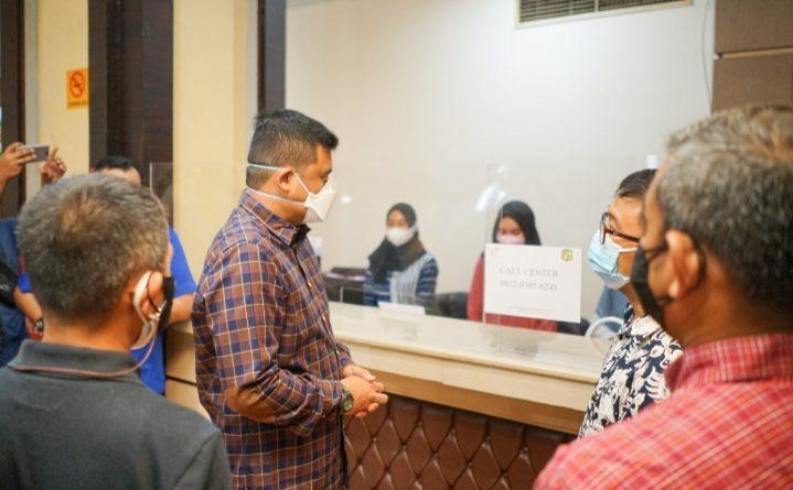 Bobby Nasution Sediakan Lokasi Isolasi Terpadu Gratis di Gedung Hotel Bintang Empat