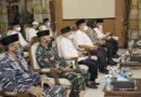 Bersama Forkopimda, Bupati Asahan Ikuti Zikir dan Doa Kebangsaan 76 Tahun Indonesia Merdeka secara Virtual