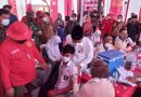 "Binda Sumut Gelontorkan 11 Ribu Vaksin Di Binjai dan Deli Serdang, Kabinda Sumut: ""Semangat Presiden, Semangat Kami"""