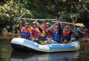 Tingkatkan Ekowisata Lentera Pertiwi Adakan Pelatihan Pemandu Arung Jeram