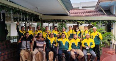 Salomo Pardede Minta Atlet Biliar Sumut Catat Sejarah di PON Papua