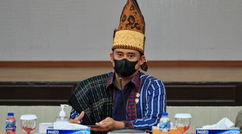 Turunkan level PPKM, Wali Kota Medan Ajak Rumah Sakit Berkolaborasi