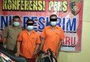 2 Perampok Sepeda Motor Modus Debt Collector di Medan Dibekuk