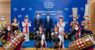 Pimpin Minister Talk GTF, Sandiaga Uno: ke Depan Pengembangan Pariwisata Bukan Lagi dalam Kerangka Kompetisi