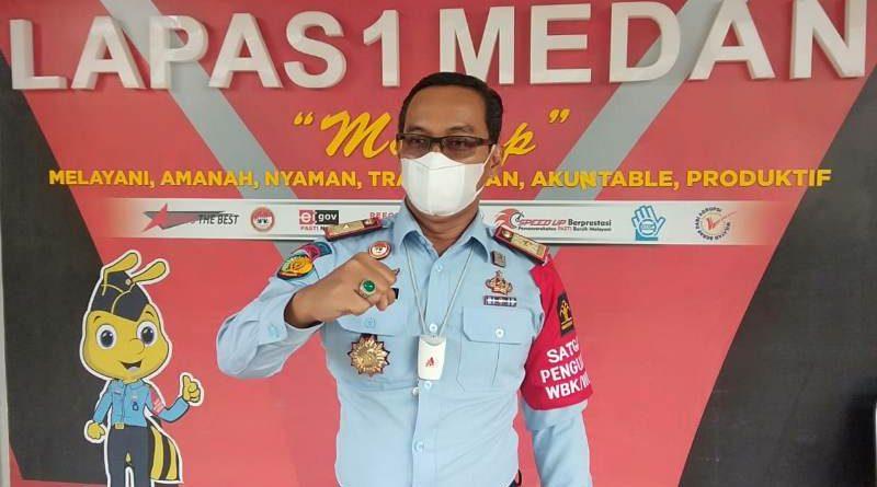 Video Dugaan Penganiayaan dan Pemerasan Terhadap Napi Viral di Medsos, Dibenarkan Kalapas Tanjung Gusta Medan