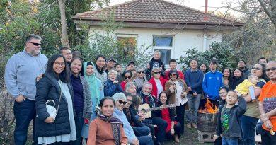 Masyarakat Sumut Di Canberra, Australia Bantu Korban Covid-19
