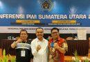 Ketua JMSI Sumut : Selamat Kepada Farianda Putra Sinik Ketua PWI Sumut dan M Syahrir Ketua Dewan Kehormatan Terpilih