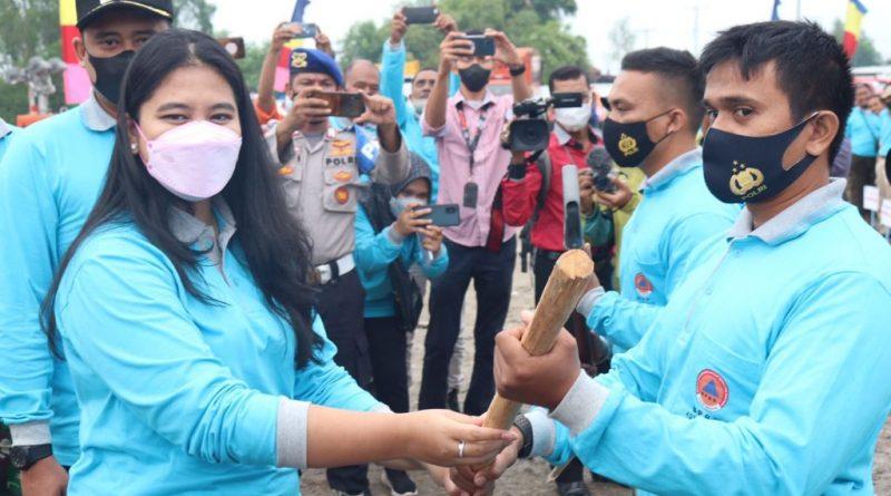 Pesan Bobby Nasution pada Apel Hari Kesiapsiagaan Bencana: BPBD Medan Fokus Tangani Bencana Banjir
